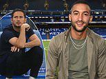 Ziyech's first trip to Stamford Bridge as a Chelsea player does not overshadow concerns for Lampard