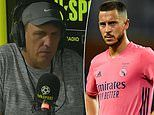 Eden Hazard 'didn't take the move to Real Madrid seriously' claims ex-Chelsea man Tony Cascarino