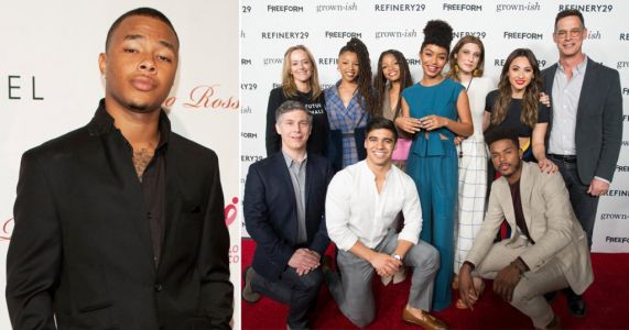 Grown-ish cast set up fund for late Twilight star Gregory Boyce's daughter's education
