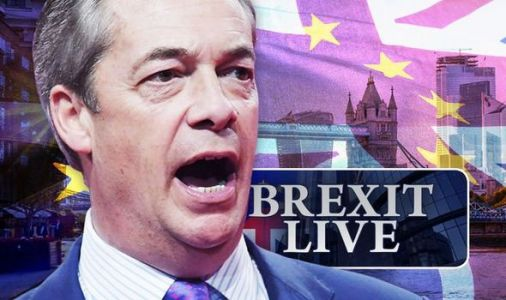 Brexit LIVE: Farage predicts what Brexit will look like on Jan 1 - will anger Leave voters