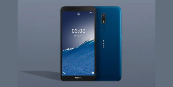 Nokia C3 with Unisoc CPU gets announced in China