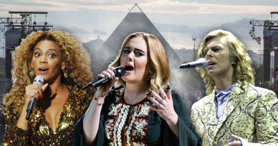 BBC teases The Glastonbury Experience to mark festival's 50th anniversary after it was cancelled due to coronavirus