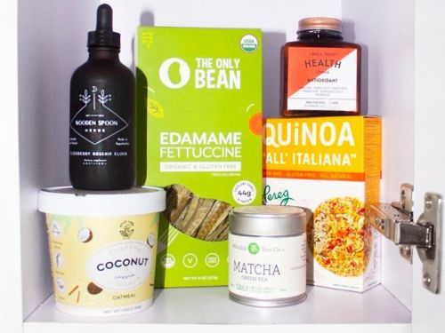 Bubble Goods, an online marketplace for healthy foods, is our favorite place to discover new snacks