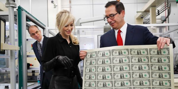 Treasury Secretary Mnuchin says 'we very much support oversight' one day after Trump fired the stimulus watchdog