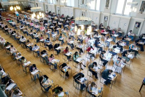 GCSE and A-level students can use mock results to apply for university and jobs