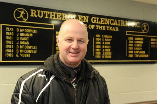 Rutherglen Glencairn plot path to SPFL with SFA licence move
