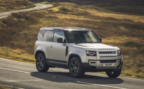 Jeremy Clarkson reviews the new Land Rover Defender: 'It's a properly serious off-roader'