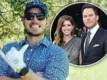 Chris Pratt skips off to play golf days after wife Katherine Schwarzenegger welcomes their baby girl