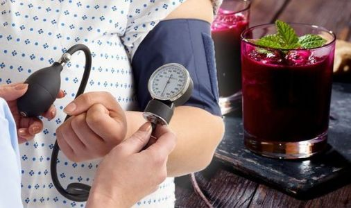 High blood pressure - £1.50 breakfast juice to lower your chances of hypertension