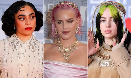 7 of the best hair and makeup looks from the BRITs red carpet