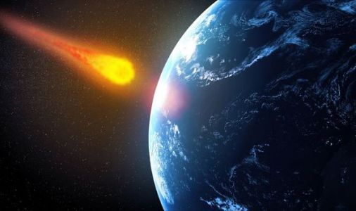 Asteroid shock: Space rock twice size of Big Ben to skim Earth TODAY