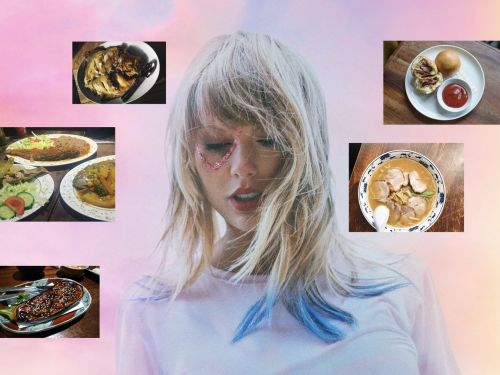 A Restaurant Crawl Fit for Taylor Swift's 'London Boy'