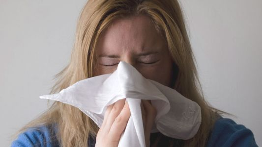 Flu now killing five times more people than Covid-19