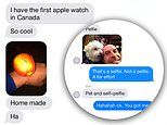 Teens share cringe-worthy texts from their fathers that are the height of 'dad jokes'