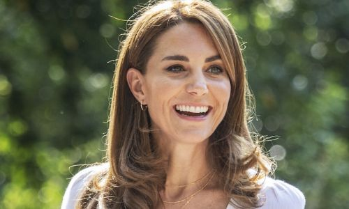 Kate Middleton stuns in fitted tee for poignant new appearance