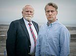 CHRISTOPHER STEVENS: Back to the seaside with a bang, and a most unexpected murder