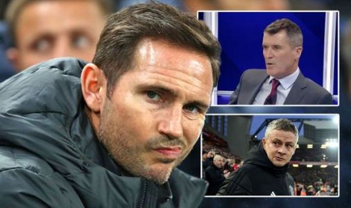 Chelsea boss Frank Lampard hits out at Roy Keane after Man Utd legend's brutal assessment