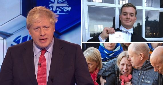 Jack Merritt's dad calls Boris Johnson a 'fraud' after TV leaders' debate