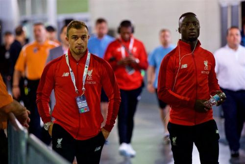 Naby Keita & Xherdan Shaqiri fitness boost with a week to go until Liverpool vs. Tottenham