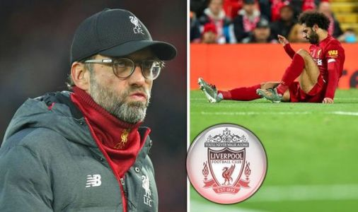 Liverpool team news: Salah, Mane and Van Dijk injury updates before Crystal Palace clash
