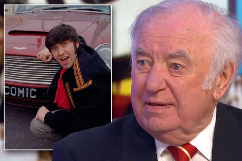 Jimmy Tarbuck announces he has prostate cancer - but vows to beat it before it kills him