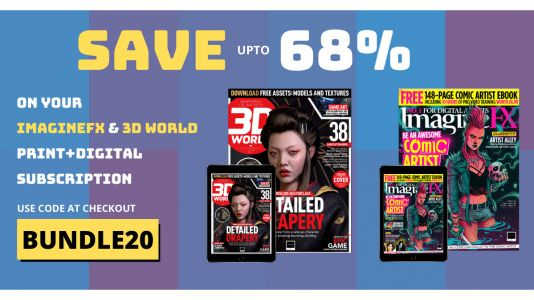 Get leading design magazines for less than half price!