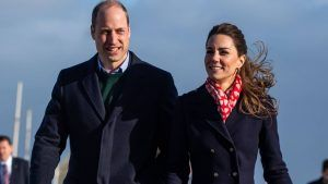 This is where Prince William and Kate Middleton are spending the lockdown