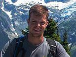 Body of missing skier, 28, is found at the base of Mount Rainier but cannot be recovered