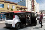 Cruise Origin is new GM-backed autonomous shuttle