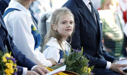 Royal news: How was Princess Estelle of Sweden INJURED?