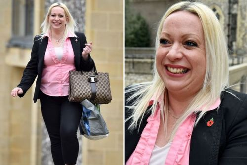 Mum-of-two cleared in just 20 MINUTES after being taken to court for fly-tipping