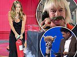 David Spade transforms into Joe Exotic, Jennifer Aniston puts out a fire at the 2020 Emmy Awards