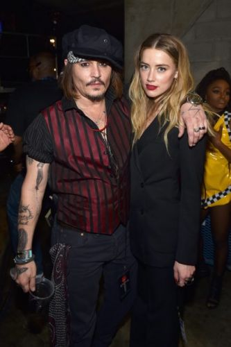 Johnny Depp and Amber Heard's marriage broke down after he 'accused her of leaving a POO in their bed'