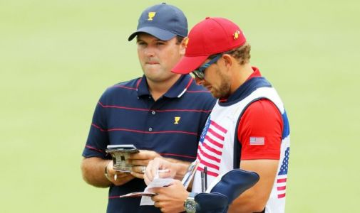 Presidents Cup: Patrick Reed's caddie in altercation with spectator