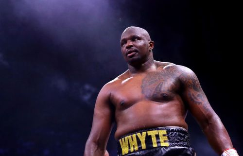 Dillian Whyte critical of display vs Mariusz Wach following 'six months of hell'