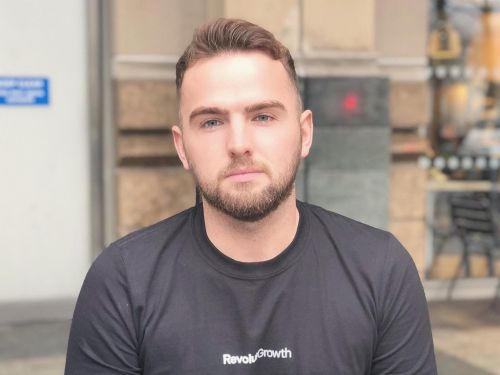 An exec at $1.7 billion finance startup Revolut reveals how he escaped homelessness and landed a senior job in tech