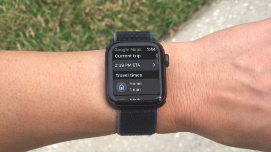 How to Use Google Maps on an Apple Watch