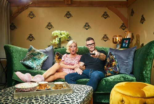 Who is in the cast of Celebrity Gogglebox, when is it on and how many episodes will there be?