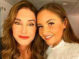Jacqueline Jossa can't contain her excitement as she's reunited with Caitlyn Jenner in Wales