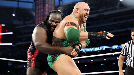 Ryback accuses WWE legend Mark Henry of 'falling asleep' just before their WrestleMania match