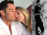 Jennifer Hawkins 'works on keeping it a bit sexy' with husband Jake Wall after becoming a mother