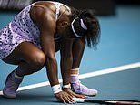 Serena Williams is stunned by Wang Qiang in the third round of the Australian Open
