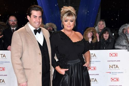 Gemma Collins shares text messages from Arg as he cruelly brands her a 'hippo'