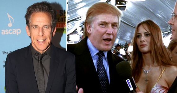 Ben Stiller reveals why he refuses to cut Donald Trump's cameo out of Zoolander