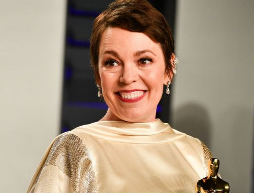 Dear Oscars, Olivia Colman Won British Hearts As Sophie From Peep Show Long Before The Favourite