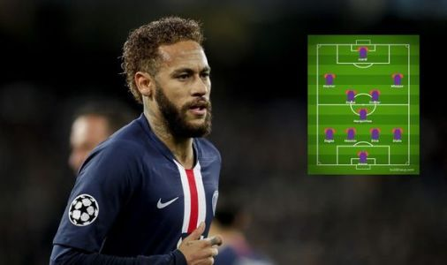 PSG team news: Predicted 4-3-3 line-up vs Nantes - Tuchel to face tough Neymar decision