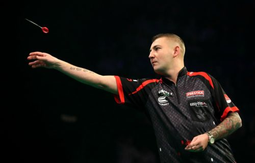 PDC Home Tour Betting: Aspinall will win 180 fight against big scorer