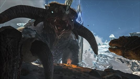 ARK: Extinction takes players back to Earth, which is now crawling with Titans