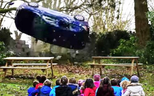 Powerful Northern Ireland road safety TV ads hit by budget cuts
