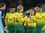 Norwich players and staff make £200,000 donation to help those affected by coronavirus pandemic